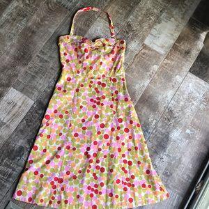 Gorgeous Marc Jacobs fruity print dress. Size 6